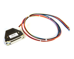 Becker 1K046 Cable harness BXP640X